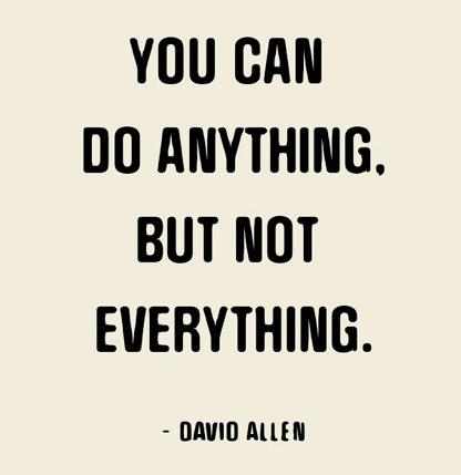 Productividad - David Allen